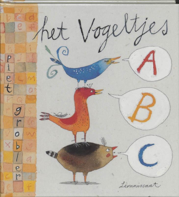 Piet Grobler,Het vogeltjes-ABC