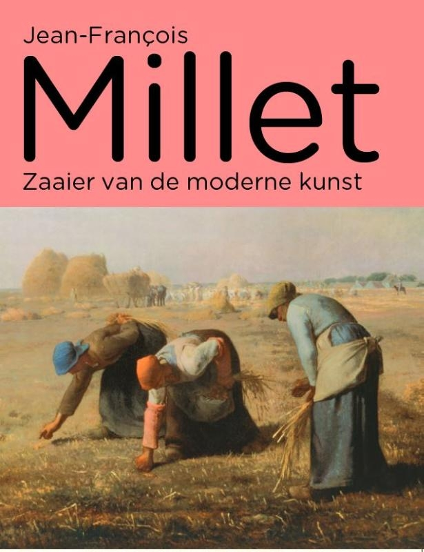 ,Jean-Francois Millet - Zaaier van de moderne kunst