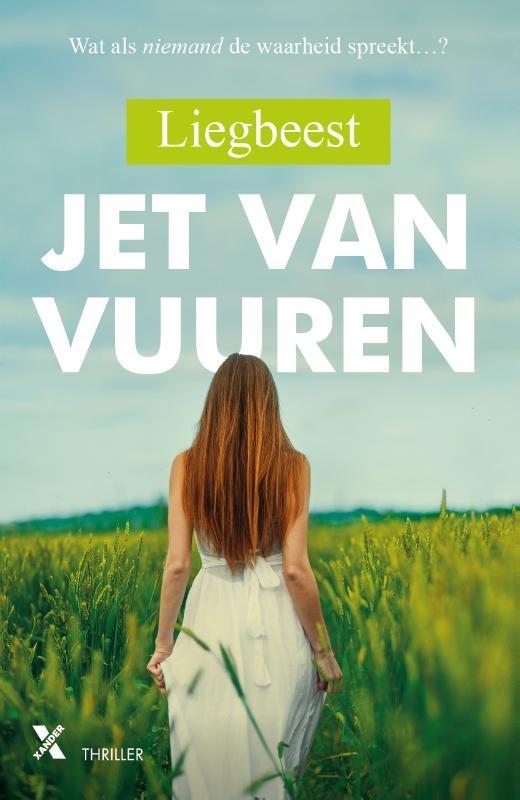 Jet van Vuuren,Liegbeest LP