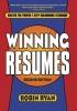 Ryan, Robin,Winning Resumes
