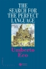 Eco, Umberto,The Search for the Perfect Language