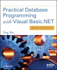 Bai, Ying,Practical Database Programming with Visual Basic.NET