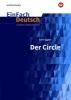 Deninger, Bettina,EinFach Deutsch Unterrichtsmodelle