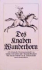 Des Knaben Wunderhorn,Alte deutsche Lieder