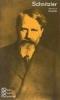 Scheible, Hartmut,Arthur Schnitzler