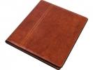 ,schrijfmap Pacor Pamero A5 Victoria cognac kunstleder       23,5x20x2cm