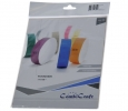 ,<b>Polsband Combicraft Tyvek rood</b>