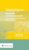 ,Tekstuitgave Algemene wet bestuursrecht 2019