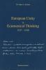 J.A.  Zeilstra,European Unity in ecumenical thinking, 1937-1948