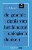 , R.  Bakker,Geschiedenis van het fenomenologisch denken