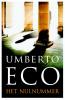 Umberto  Eco, ,Het nulnummer