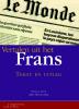 <b>S.  Linn, A.  Molendijk</b>,Vertalen uit het Frans