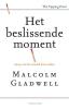 Malcolm  Gladwell,Het beslissende moment