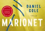 <b>Daniel  Cole</b>,Marionet
