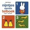 Dick  Bruna,Nijntjes eerste telboek Engels- Nederlands