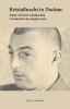 Ernst  Geiduschek,Kristallnacht to dachau
