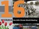 ,ICCCR 2016, naslagwerk over de 16e Citro?n Wereldmeeting