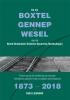 <b>Rudi  Liebrand</b>,De lijn Boxtel-Gennep-Wesel van de Noord-Brabantsch-Duitsche-Spoorweg-Maatschappij