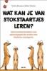 <b>Paulina  Koeman, Sabine  Vranken</b>,Wat kan je van stokstaartjes leren? Interventietechnieken voor het oplossingsgericht werken met kinderen en jongeren