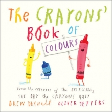 Daywalt, Drew Crayons` Book of Colours