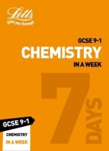 Collins GCSE 9-1 Chemistry In a Week