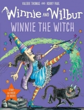 Thomas, Valerie Winnie and Wilbur: Winnie the Witch with audio CD