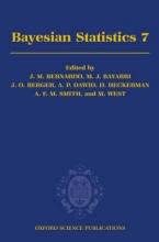 Jose M. Bernardo,   A. Philip Dawid,   James O. Berger,   Mike (Duke University, Durham, NC, USA) West Bayesian Statistics 7