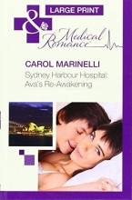 Marinelli, Carol Sydney Harbour Hospital: Ava`s Re-awakening