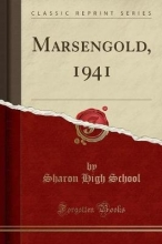 School, Sharon High School, S: Marsengold, 1941 (Classic Reprint)