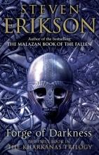 Steven,Erikson Forge of Darkness