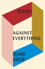 Greif, Mark Against Everything