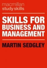 Martin Sedgley Skills for Business and Management