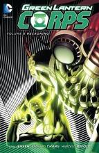 Jensen, Van Green Lantern Corps 6