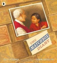 Fleischman, Paul Matchbox Diary