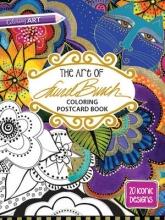 The Art of Laurel Burch Coloring Postcard Book