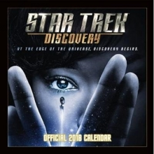 Star Trek Discovery Official 2018 Calendar - Square Wall For
