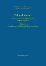 Findeisen, Raoul David,   Slobodník, Martin Talking Literature