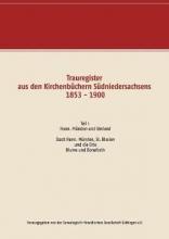 Trauregister aus den Kirchenbuchern Sudniedersachsens 1853 - 1900