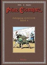 Foster, Harold R. Prinz Eisenherz, Foster & Murphy 04 Jahrgang 1977/1978