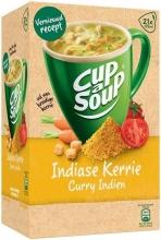 , Cup-a-soup Indiase kerrie 21 zakjes