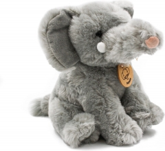 , Knuffel pluche olifant sophie 20 cm