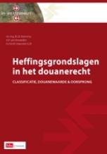 Boersma, Bart / Breukelen, Bram van / Koevoets, Heffingsgrondslagen in het douanerecht