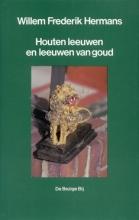 Willem Frederik  Hermans BBLiterair Houten leeuwen en leeuwen van goud
