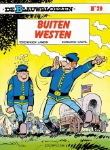 Willy,Lambil/ Cauvin,,Raoul Blauwbloezen 29