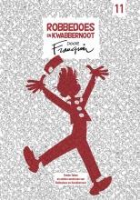 André,Franquin Robbedoes en Kwabbernoot Door Franquin Hc11