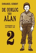 Emmanuel  Guibert De oorlog van Alan 2
