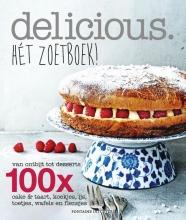 delicious. magazine Hét zoetboek!