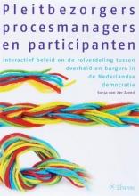 S. van der Arend Pleitbezorgers, procesmanagers en participanten