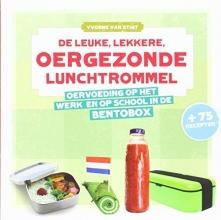 Yvonne van Stigt , De leuke, lekkere, oergezonde lunchtrommel