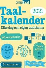 Genootschap Onze Taal , Onze Taal Taalkalender 2021